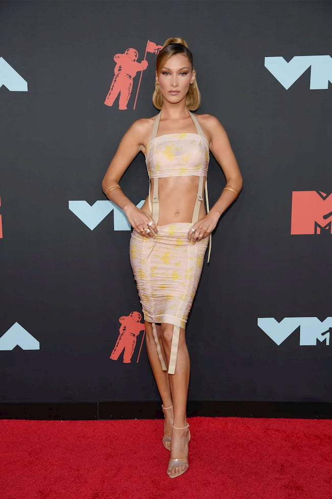 Las artistas mejor vestidas de los VMA 1