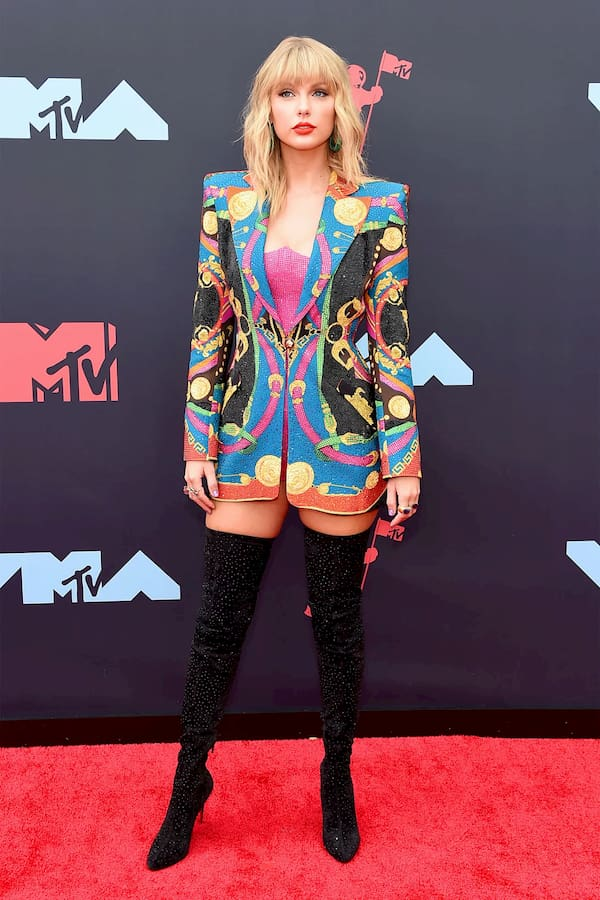 Las artistas mejor vestidas de los VMA 2